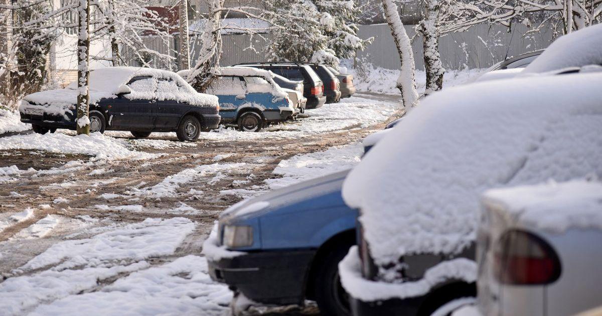 Погіршення погодних умов в Україні та ускладнення на дорогах: рятувальники дали поради водіям