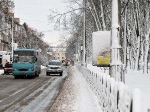 Гололедица на дорогах Украины. В каких регионах водителям следует быть внимательными