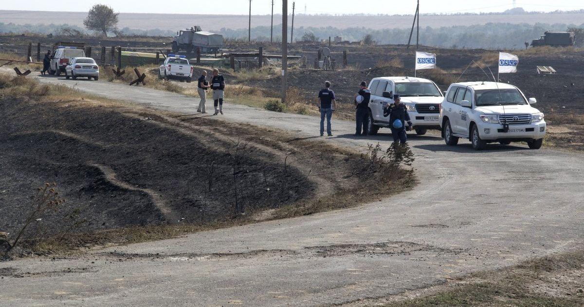 Руководитель ОБСЕ заявил, что минские договоренности выполняются неправильно
