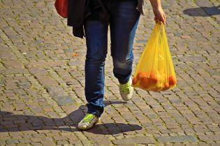 В Грузии запретили использование полиэтиленовых пакетов