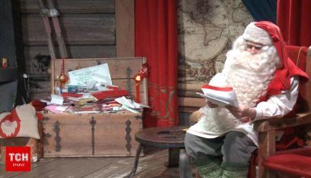 Свято наближається. Найбільше листів до Санти надійшло з Китаю