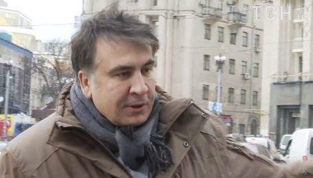 Первый день на свободе: Саакашвили пожаловался на слежку и рассказал, как оплачивает дорогой пентхаус