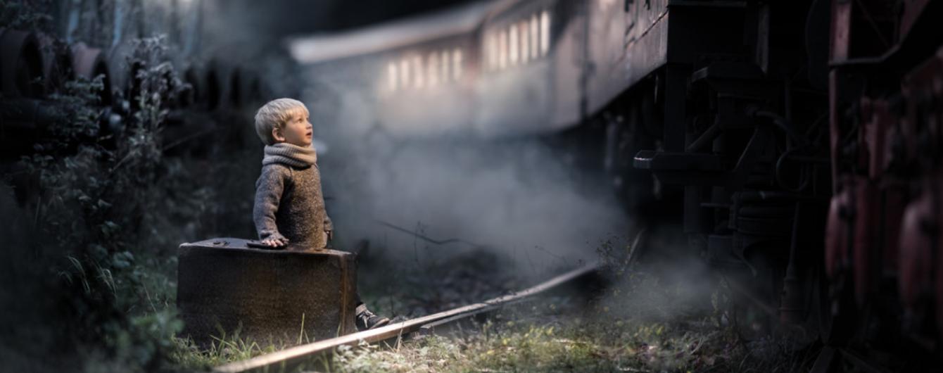 У Білорусі троє малюків втекли з дитсадка і поїхали на поїзді, щоб побачити завод