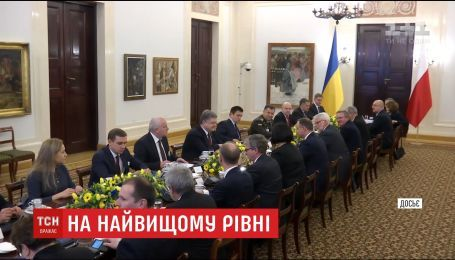 Встреча президентов Украины и Польши может наладить отношения стран