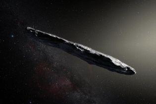 """""""Маячня"""". Експерти розкритикували теорію Гарвардських вчених про штучне походження астероїда-""""сигари"""""""