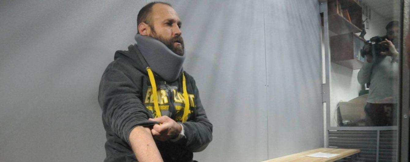 ДТП у Харкові: Дронов поки відмовляється від свідчень