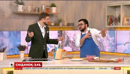 """Ленивая """"шуба"""" к новогоднему столу - рецепты Сеничкина"""