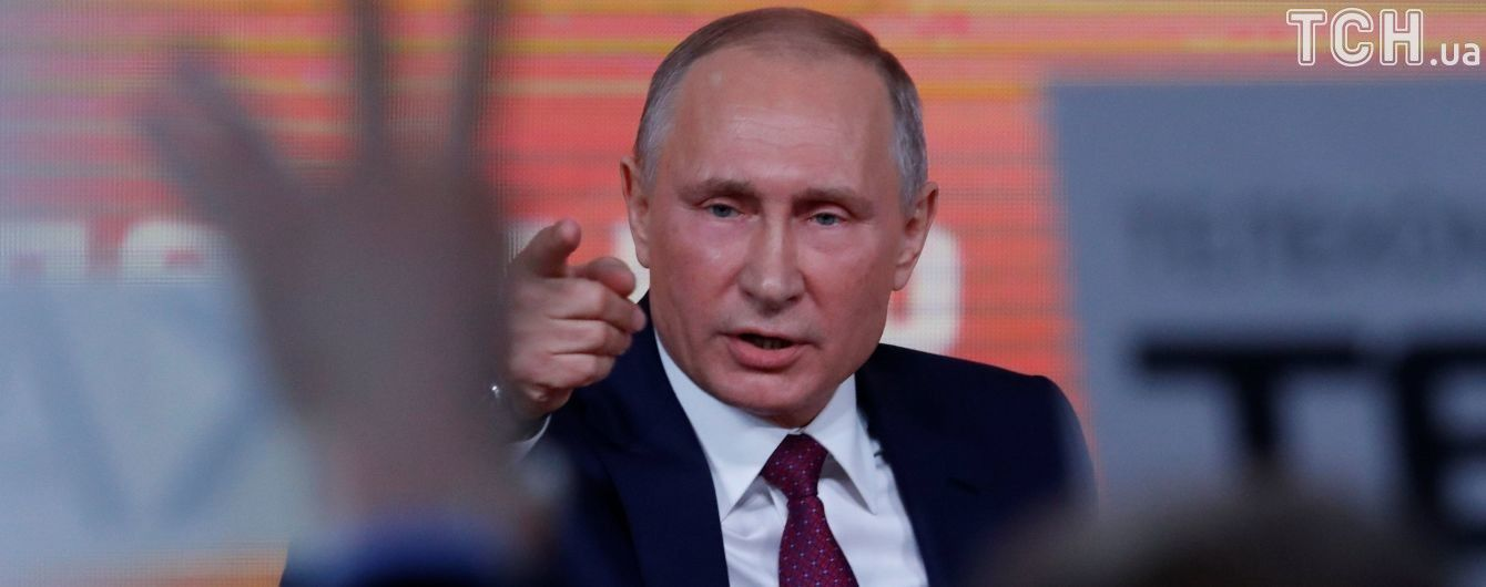 Українські політики різко відреагували на заяву Путіна про повернення військової техніки з Криму