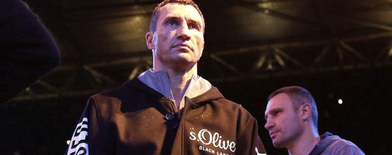 Володимир Кличко назвав умову, за якої він повернеться у ринг