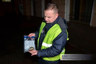 У потязі Перемишль-Київ прибиральник знайшов гранату