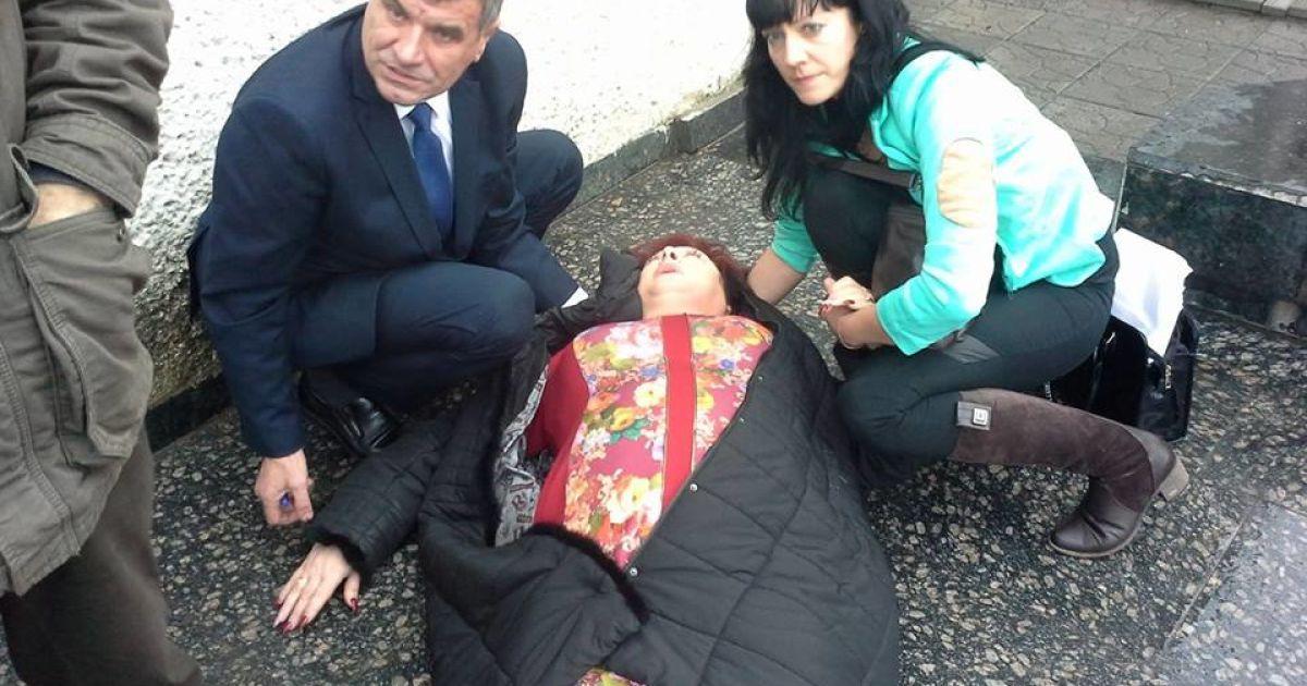 "@ Пресс-служба партии ""Укроп"""