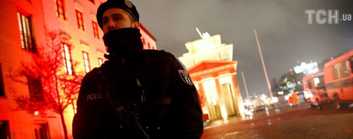 Полиция освободила задержанных по подозрению в подготовке резни в Берлине