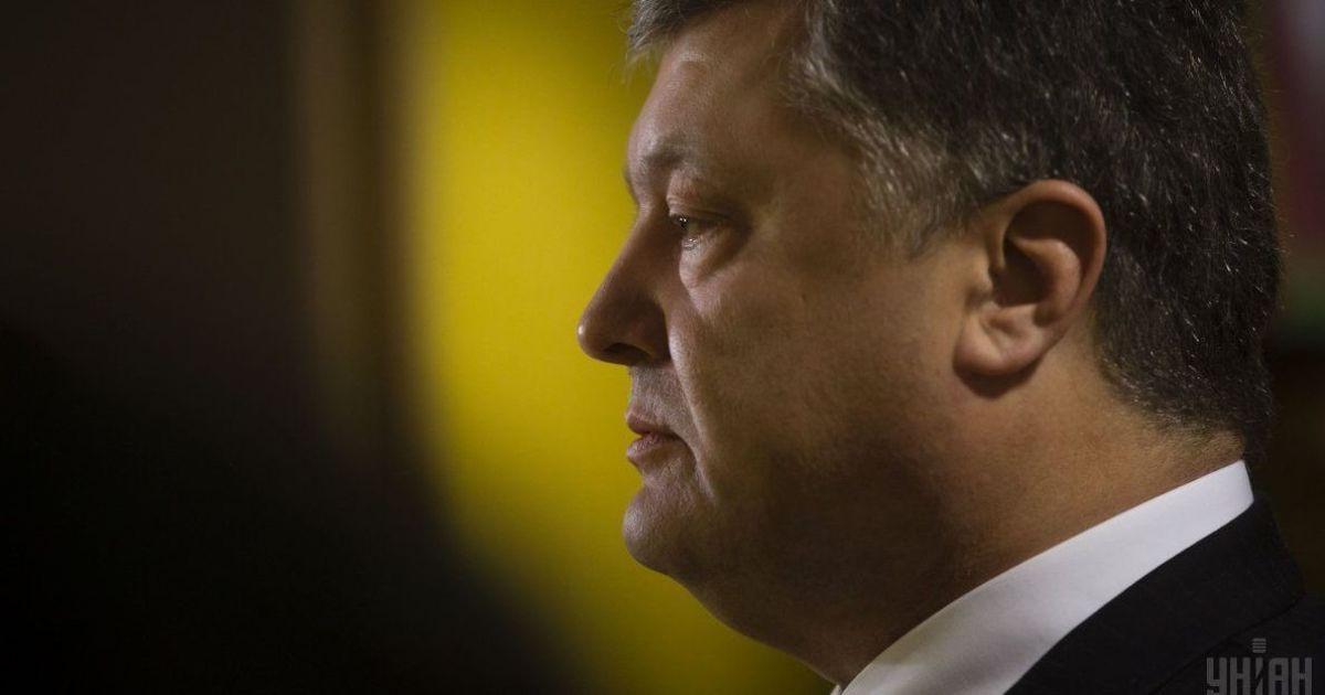 Злоперебуває у Кремлі. Розпочата Росією гібридна війна перетворюється на світову - Порошенко
