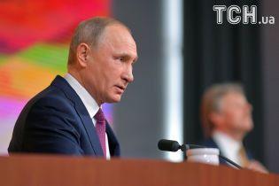 Путін звільнив понад десяток генералів-силовиків