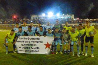 Аргентинський клуб жорстоко покарали за фанатів, які розбили камінням голову арбітру