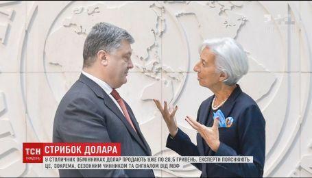 МВФ відмовився обговорювати наступний транш позики, бо Україна не виконує своїх зобов'язань