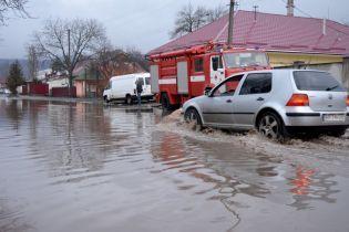 Спасатели предупредили о возможных паводках на Западе Украины