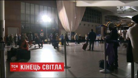 Мер Атланти вибачився перед пасажирами аеропорту через скасування понад тисячі рейсів