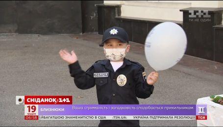 """Сніданок начинает благотворительный марафон """"Исполни мечту"""""""