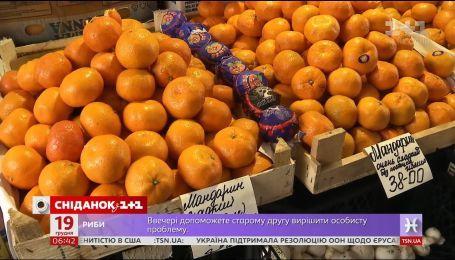 Как выбрать качественные и сладкие мандаринки
