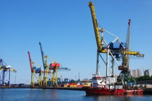 В Украину планирует зайти крупнейший мировой оператор контейнерных терминалов
