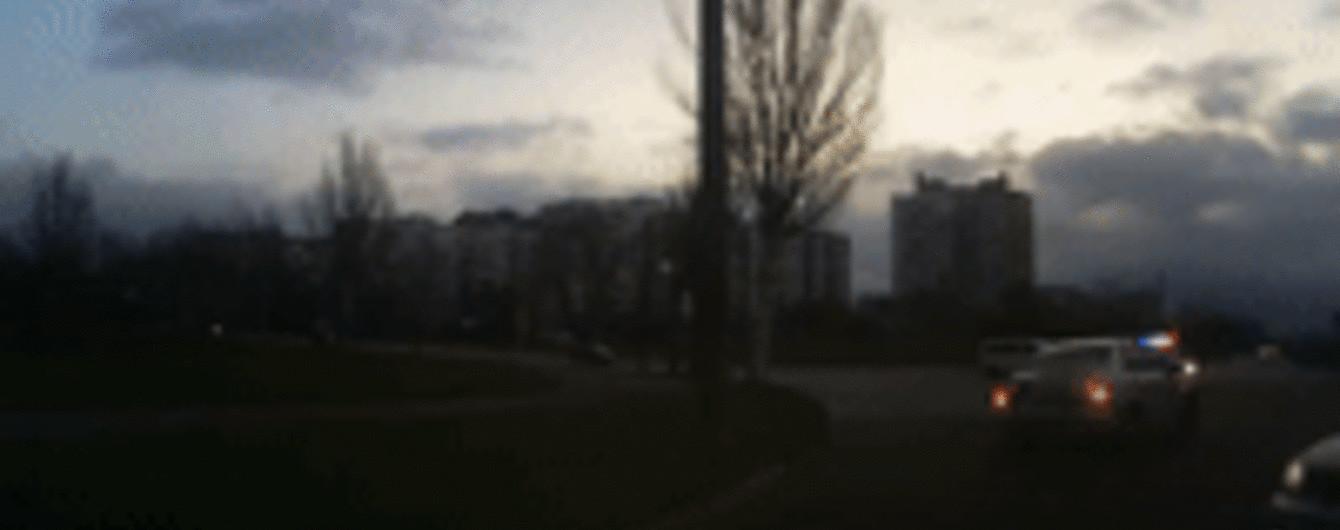 Спешил в церковь и устроил гонки с копами: в Запорожье задержали безумного водителя