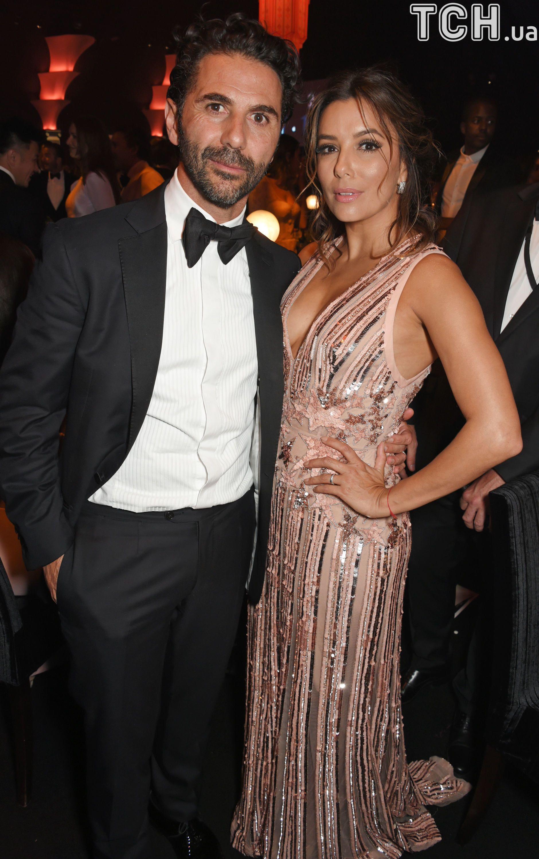 Єва Лонгорія з чоловіком