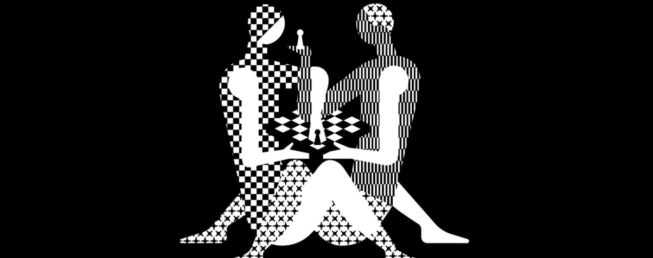 Як поза з Камасутри. Російське дизайн-бюро показало логотип Чемпіонату світу з шахів-2018