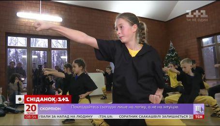 Как отмечают Новый год в школе боевых искусств