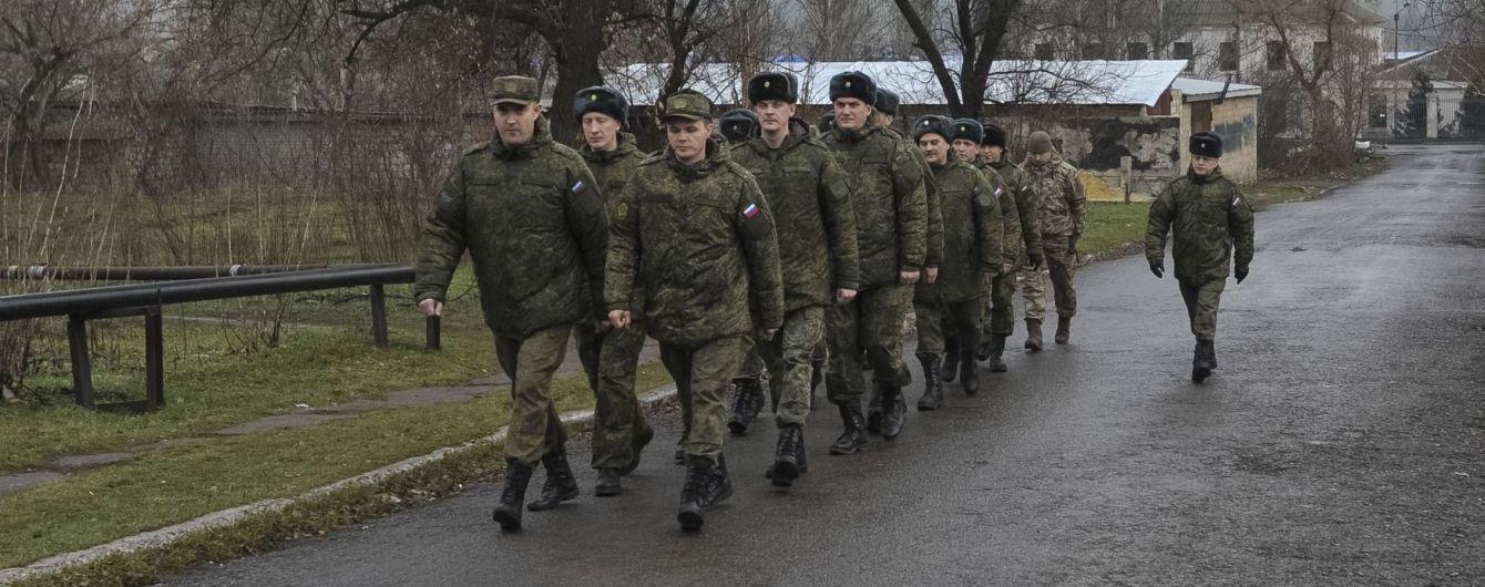 В России военные массово слегли с пневмонией и бронхитом