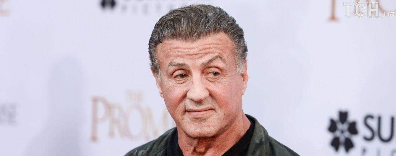 Секс-скандал у Голлівуді: у прокуратурі Лос-Анджелеса взялися за Сильвестра Сталлоне