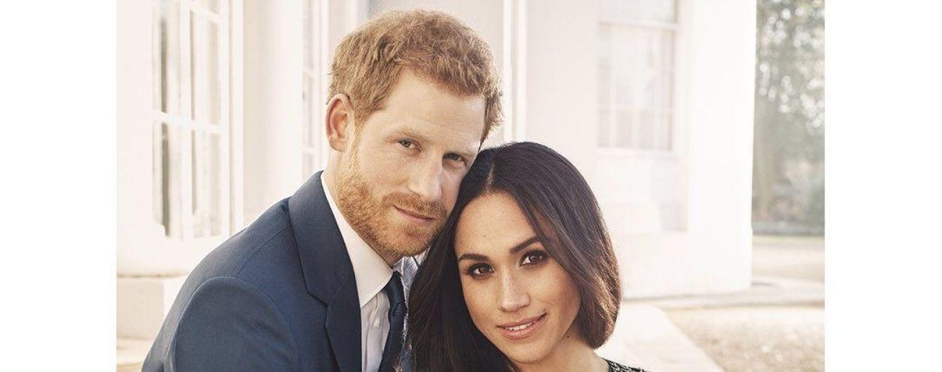 Принц Гарри и Меган Маркл растрогали фанатов официальными портретами в честь помолвки