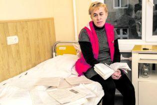 Анжела просит неравнодушных людей помочь ей остановить болезнь