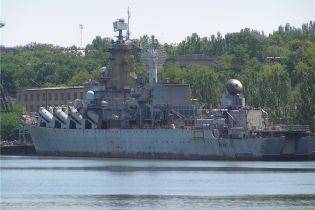 """Абромавичус предложил продать ракетный крейсер """"Украина"""""""