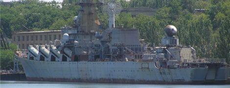 """Абромавичус запропонував продати ракетний крейсер """"Україна"""""""