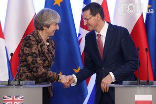 Великобритания и Польша будут совместно бороться с российской пропагандой
