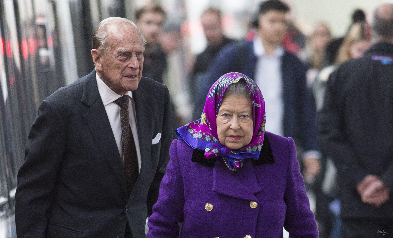 Королева Елизавета II и принц Филипп, герцог Эдинбургский_1