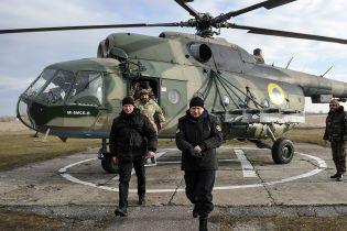 """В Украине успешно испытали новейшую ракетную систему """"Вильха"""""""