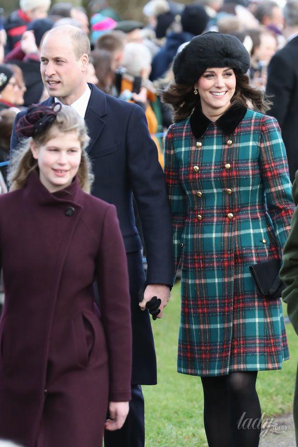 Меган Маркл и герцогиня Кембриджская_2