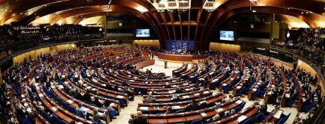 Захоплення українських моряків: ПАРЄ ухвалила резолюцію щодо Азову