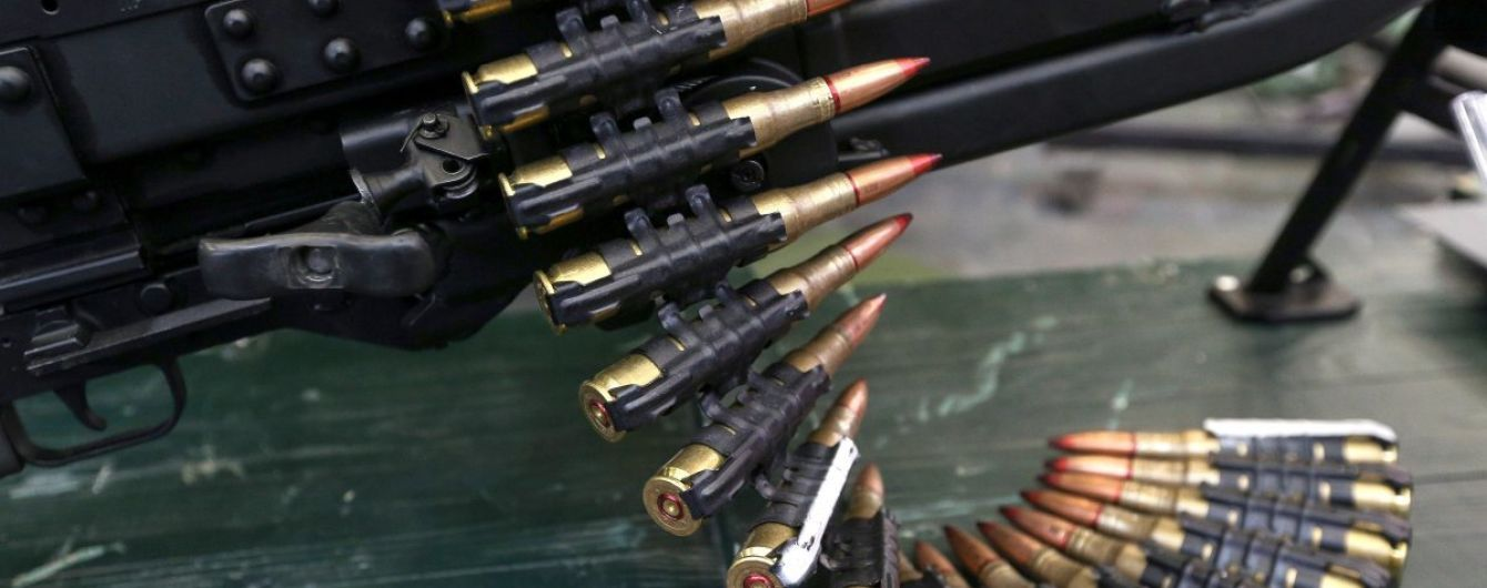 США стали основным покупателем украинского стрелкового оружия в 2017 году