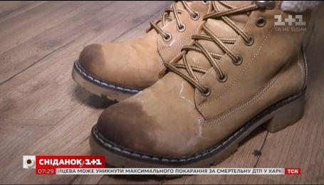 Як вберегти зимове взуття - поради професійного майстра з ремонту