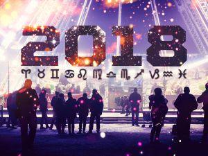 Что звезды нам пророчат: гороскоп на 2018 год
