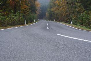 В Украине установили новые нормы по ширине полос движения на дорогах: они будут более узкие