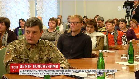 """Між Україною та """"ЛДНР"""" відбудеться обмін полоненими"""