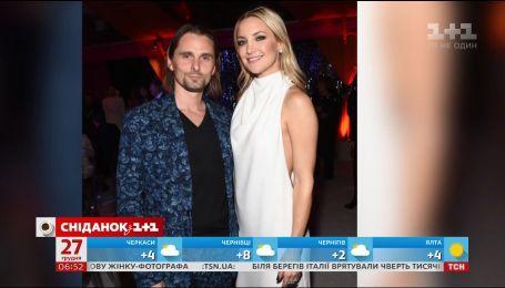 Лидер группы Muse Мэттью Беллами женится со звездой Playboy Эль Эванс