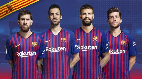 """""""Барселона"""" зробила Мессі новим капітаном команди"""
