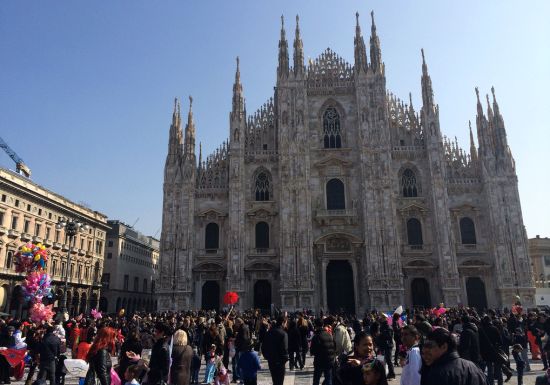 У Мілані через раптову зупинку метро постраждали 14 осіб