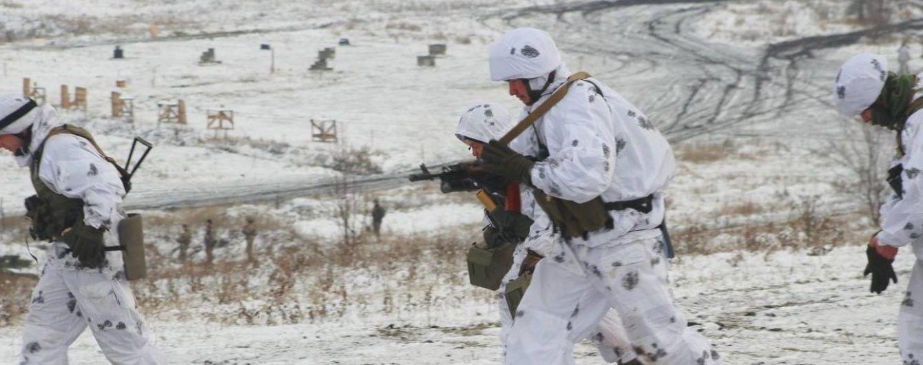 Бойовики за добу один раз порушили перемир'я і поранили українського військового
