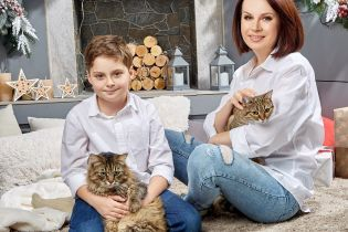 10-летний сын Аллы Мазур открыл канал на youtube и стал видеоблогером